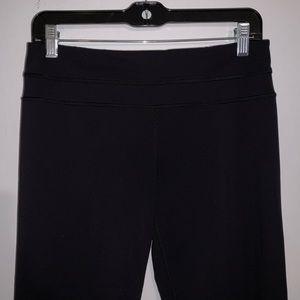 lululemon athletica Pants - [Lululemon] Black Bootcut Exercise Pants - M/8